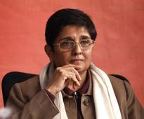 Focus on law & order, Bedi tells Pondy govt