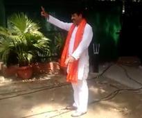 Kejriwal must resign, BJP will clean Delhi in 4 months: Manoj Tiwari
