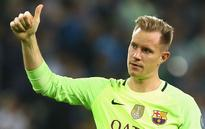 Ter Stegen suggests Barca exit was near