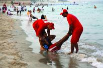 QRCS team rescues 347 swimmers in 6 years