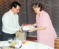 Thai royalty visits Leyte