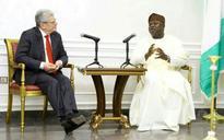 Lagos State Government Host German President Joachim Gauck