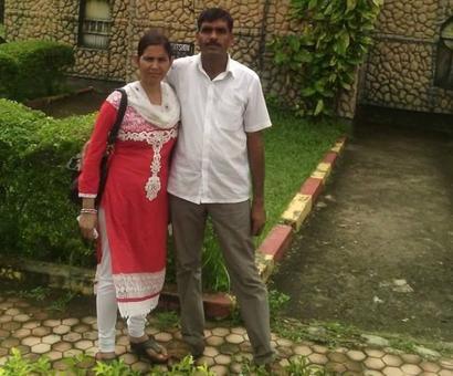 HC allows wife to meet Tej Bahadur Yadav