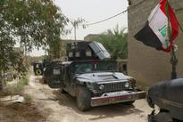 Iraq forces retake central Fallujah from IS