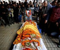 Adieu Sushil Koirala