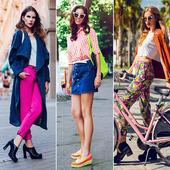 How to wear neon for tantalizing summer looks