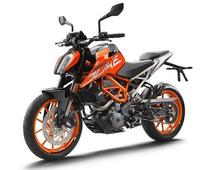 KTM launches three new BS-IV variants-Duke 390, 250 and 200