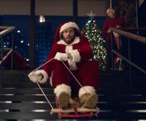 Jason Bateman & Kate McKinnon Throw an Epic 'Office Christmas P...