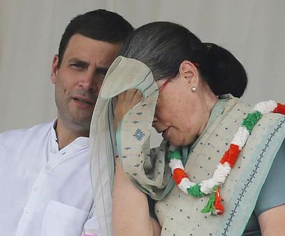 National Herald case: Sonia, Rahul move SC to quash charges against them