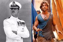 Box office: Akshay Kumar's 'Rustom' beats Hrithik Roshan's 'Mohenjo Daro'