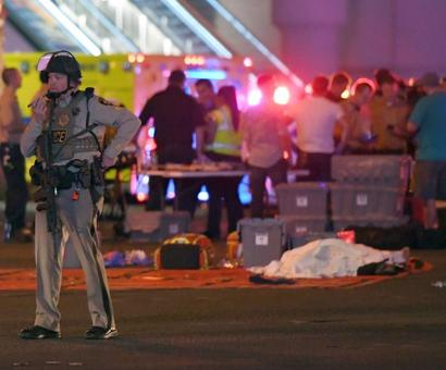 The deadliest mass shootings in US history