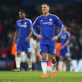 Eden Hazard urges Chelsea to end disappointing season on a high as Blues bid to dent Tottenham's Premier League hopes
