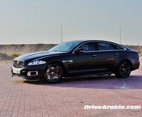 First drive: 2015 Jaguar XJ R in the UAE