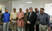 Bihar Assembly Speaker visits New Zealand