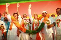 BJP suffers major setback in Vengara