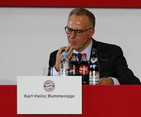 Soccer-Rummenigge says European league a possibility in the future