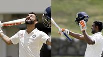 Kohli, Ashwin shatter multiple records in West Indies