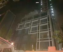 Two dead in fire at hotel in Kolkata