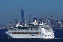 Cruise operator Royal Caribbeans revenue up 5.6 percent
