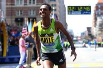 Baysa and Hayle achieve Ethiopian double at Boston Marathon