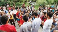 JNU has stooped to caste politics, rue freshers
