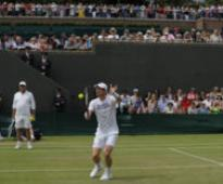 Andy Murray To Play For Second Wimbledon Title