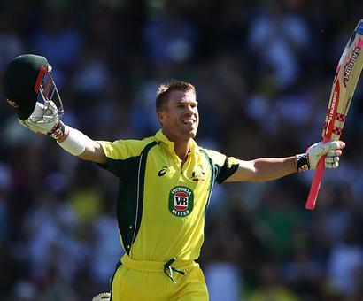 Fiery Warner helps Australia seal ODI series win over Pakistan