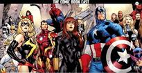 Marvel Comics Reboots For 'Civil War II'; New Roster To Include Jessica Jones, Cage And More!