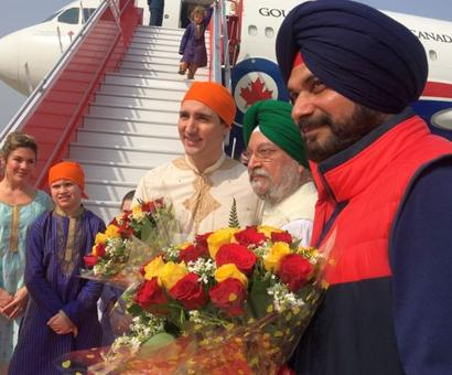 From rolling rotis to visiting Golden Temple: All in a day for the Trudeaus