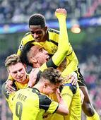 Dortmund's late show