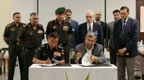 Indian Army to set up R&D cell at IIT Gandhinagar