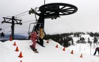 Mount Ashland Ski Area Opens Early