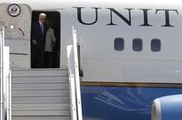 Biden arrives in Iraq for surprise visit to help settle political crisis