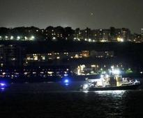 Small WWII-era plane crashes into Hudson River; body recovered