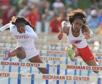 USC-bound hurdler Mecca McGlaston easing her way back