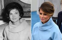 First Lady Melania Trump vs the iconic former First Lady Jackie Kennedy