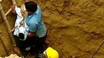 Gwalior: Three-year-old kid rescued from borewell declared dead