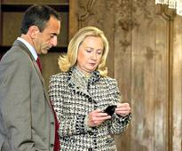 Former State Official: I Saw Hillary Use Non-Secure Blackberry on Foreign Trips