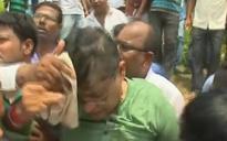 Egg thrown at BJD leader Jay Panda in Odisha's Kendrapara district