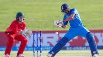 ICC U-19 World Cup: Anukul Roy, Shubman Gill help India hammer Zimbabwe