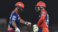 Quinton, Rishabh seal 8-wicket win for Delhi over Gujarat
