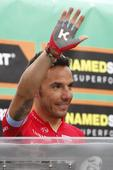 Cycling - Spain's Rodriguez ends 17-year career