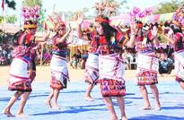 Manipur ministers barred from fest