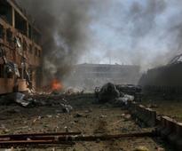 Car bomb in rebel-held Idlib near Syria-Turkey border kills 10, including three minors