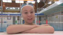 Olympic-sized dream: St. John's teen picked for national synchronized swimming team
