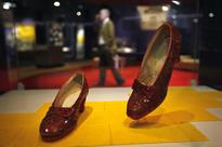 Dorothy's ruby slippers saved by public