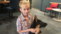 Nine-year-old Kamloops boy diagnosed with Periodic Fever Syndrome