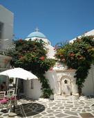 Greece: Soak in the sunshine at Paros