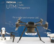 Nokia to test drones for traffic management in Europe