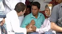 Rahul Gandhi assures help to Dalits in Una as protests continue